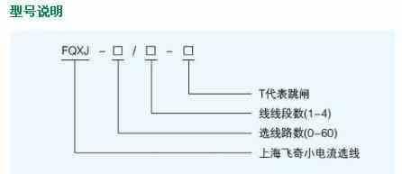 fqxj小电流接地选线装置